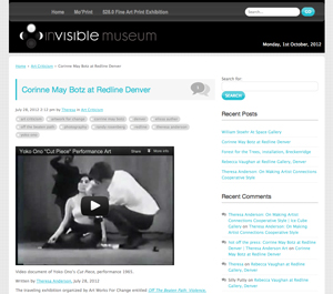 Invisible Museum's Blog
